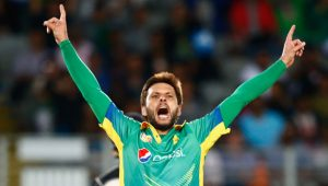 Ex Pakistan T20 captain Shahid Afridi likely ruled out from England series