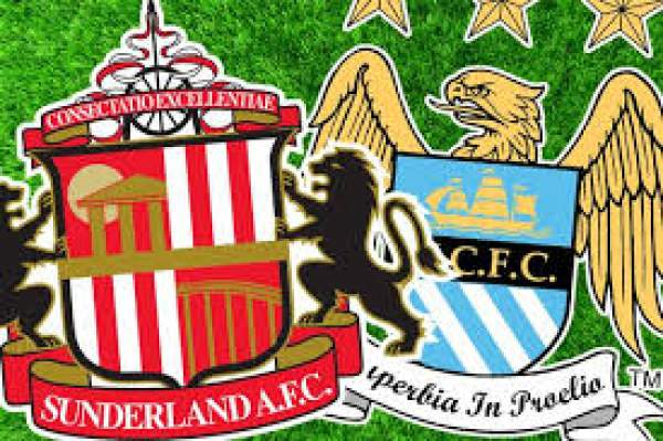 Sunderland Vs Man City