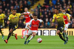 Goals Highlights of Watford Vs Arsenal Match: Preview with video