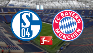 Replay video Schalke 04 Vs Bayern Munich: Bundesliga 2016 Event