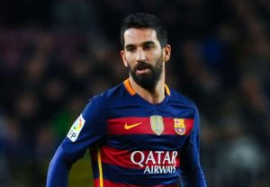 Arda Turan fill up the gap of Messi in the next Barcelona clash