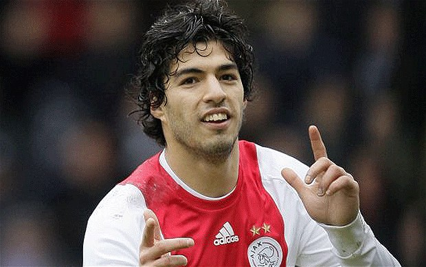 Suarez in Ajax