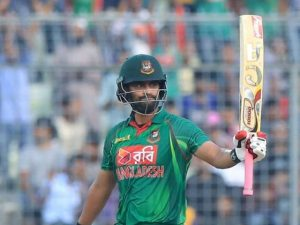 Tamim became the top ODI centurian in Bangladesh cricket