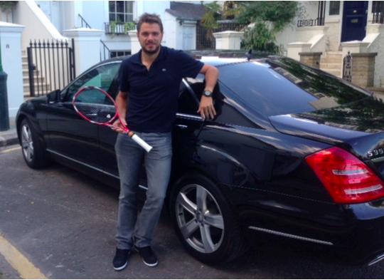 car of stan Wawrinka