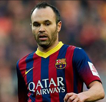Iniesta Net worth