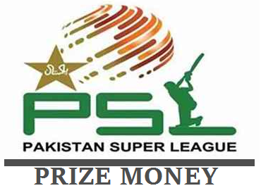 PSL prize money