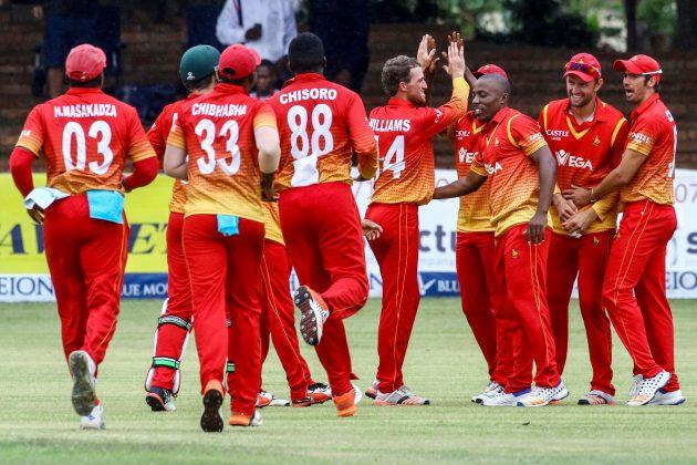 Zimbabwe won