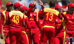 Zimbabwe cricketers salary