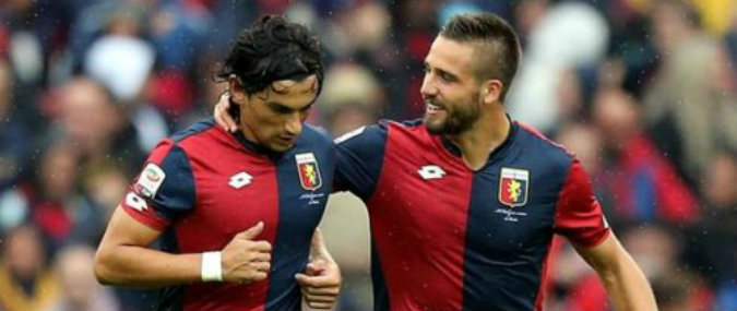 Palermo Vs Genoa 2016