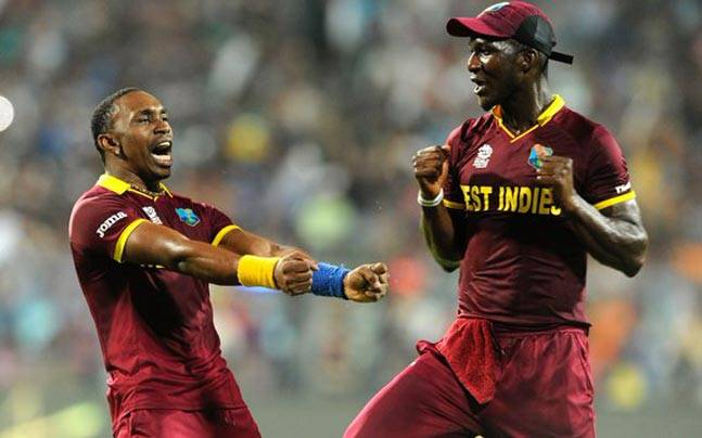 WI cricketers