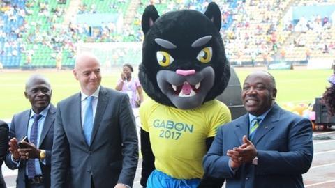 AFCON 2017 Gabon