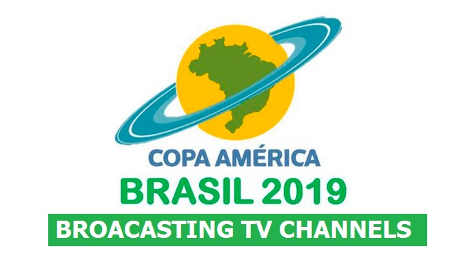 Which TV Channels to Broadcast Copa America 2019 (List)