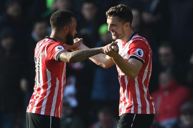 Leicester city 0 - 3 Southampton