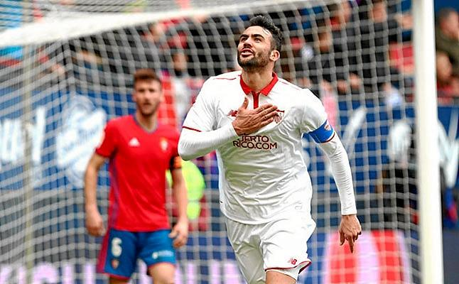 Sevilla 4 - 3 Osasuna