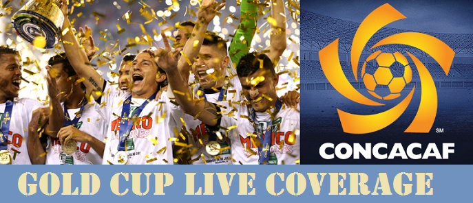 concacaf gold cup live stream