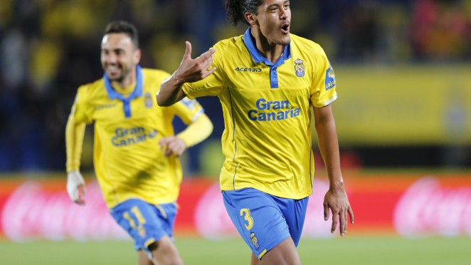 Las Palmas 3 - 1 Valencia