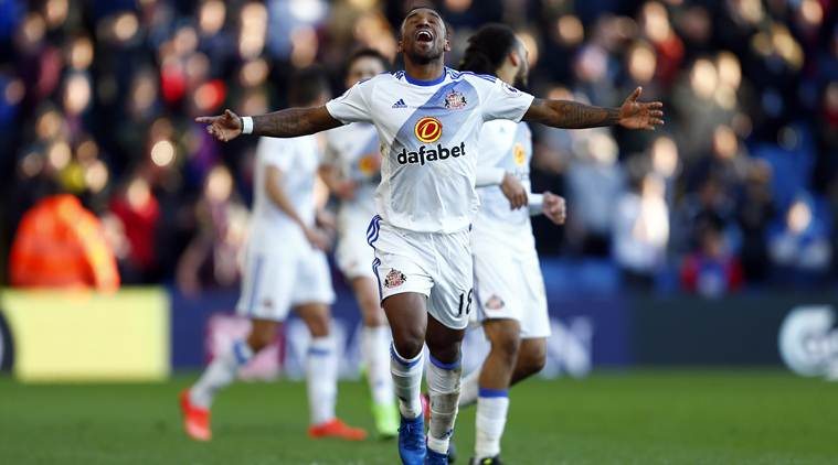 Sunderland 4 - 0 C palace
