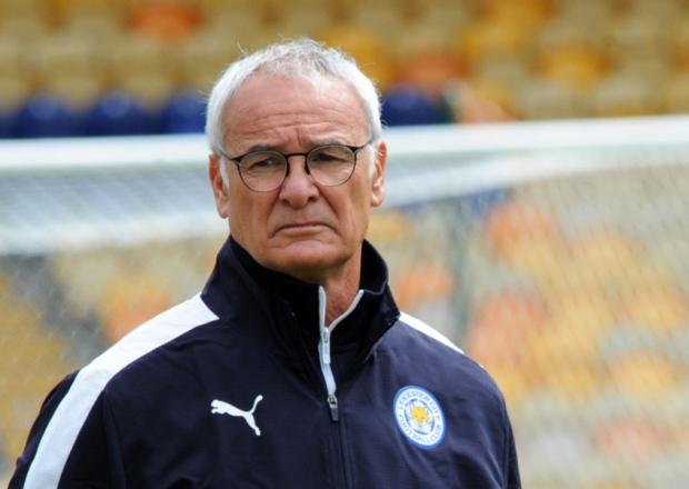 Claudio Ranieri reaction