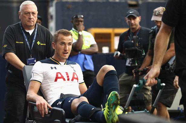 Kane injured