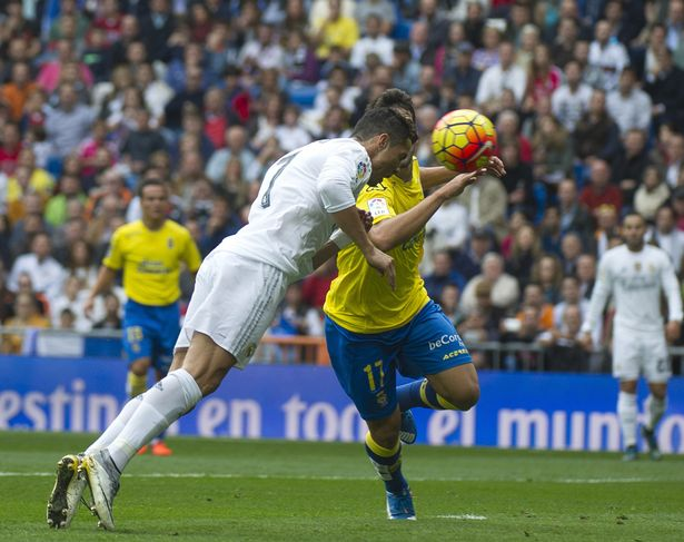 Ronaldo scored double