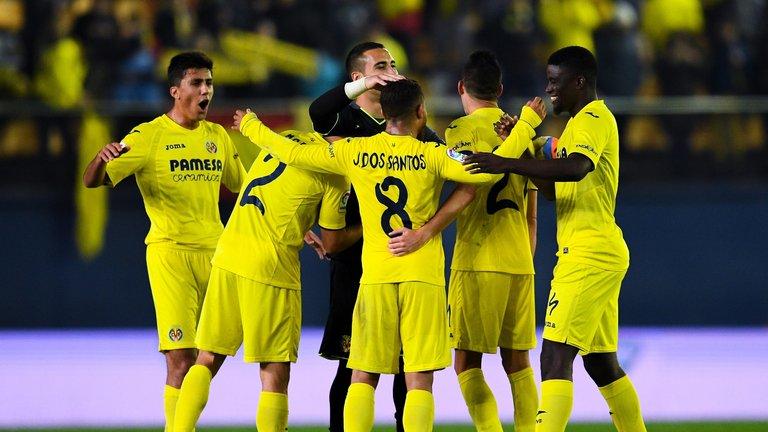 Villarreal 4 - 1 Osasuna