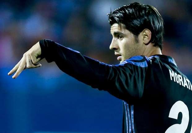Alvaro Morata Hat-trick