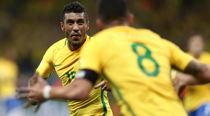 Brazil set journey for world cup