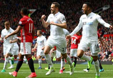 Man Utd - Swansea city