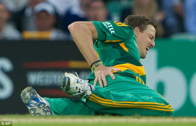 Morne Morkel injury