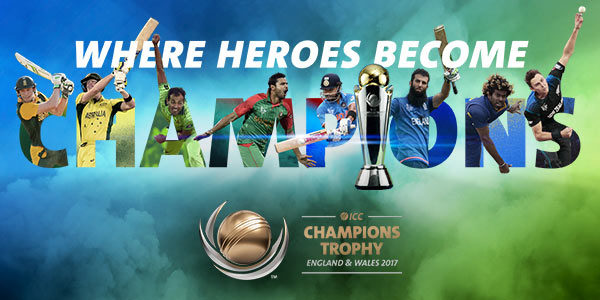 ICC Champions trophy squad