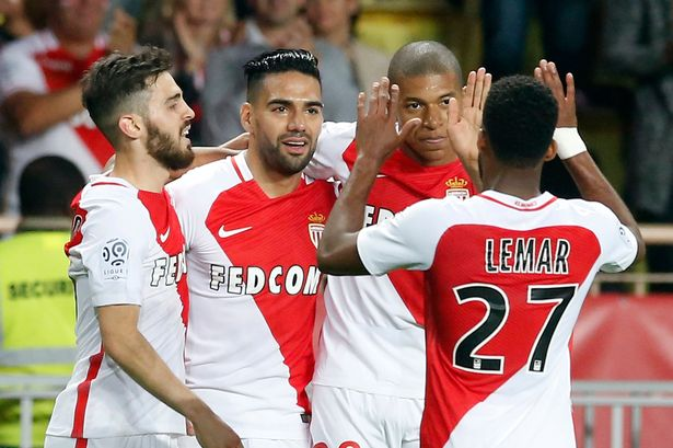 Monaco road to Ligue 1 title