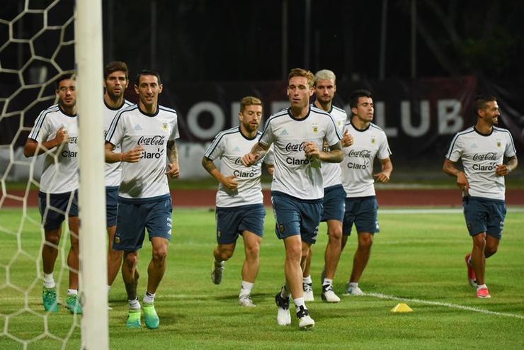 Argentina at Singapore