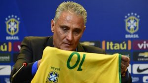 Brazil coach Tite being trying to make Brazil as Barcelona