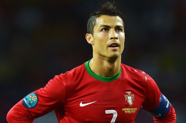 Ronaldo in Portugal