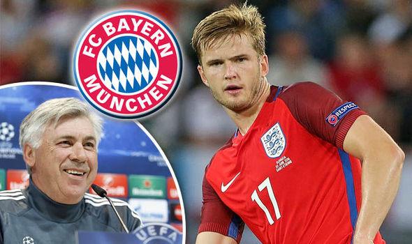 Eric Dier to Bayern munich