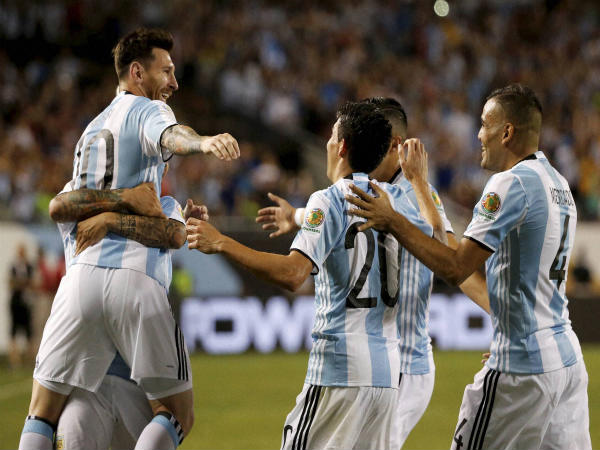 Argentina in FIFA world cup 2018