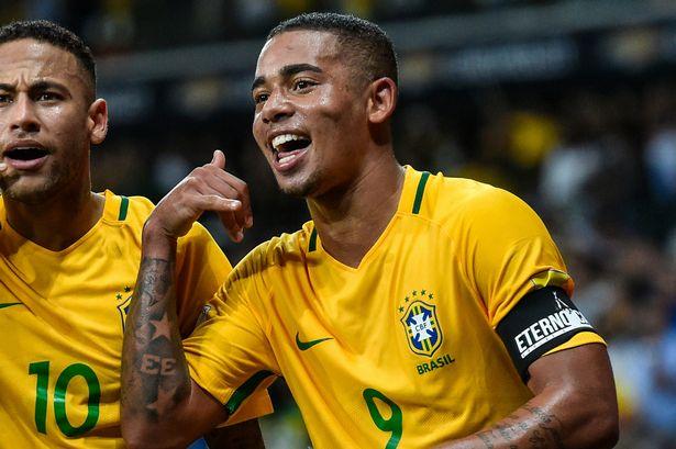 Gabriel Jesus Brazil
