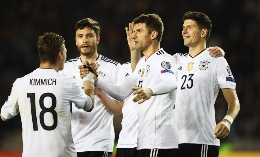 Germany is unbeatable