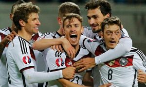 Germany is back at the top of the FIFA world ranking by usurping Brazil