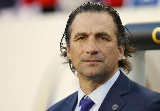 Chile coach Pizzi