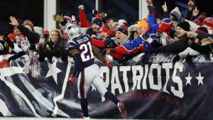 New England Patriots live stream