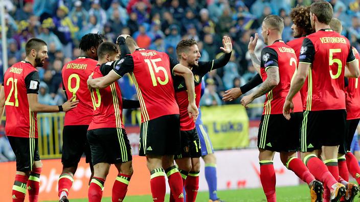 Belgium team squad
