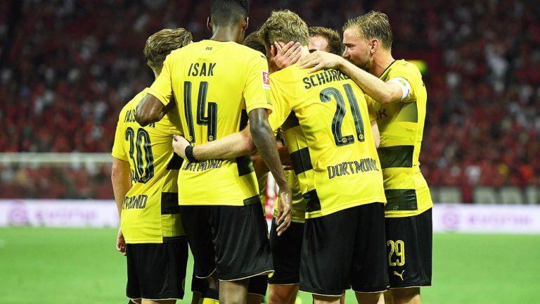 Borussia Dortmund 2017-18
