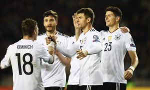 Germany possible team squad for FIFA world cup 2018