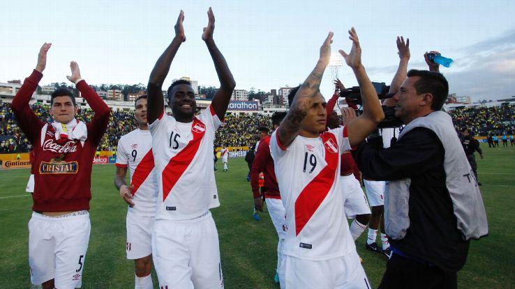 Peru in World cup