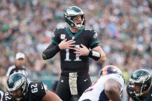 Philadelphia Eagles Vs Dallas Cowboys: NFL Live Coverage