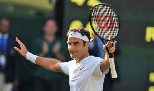 Roger Federer live stream