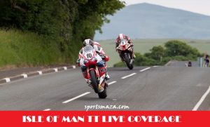 Isle of Man TT 2018 Live stream