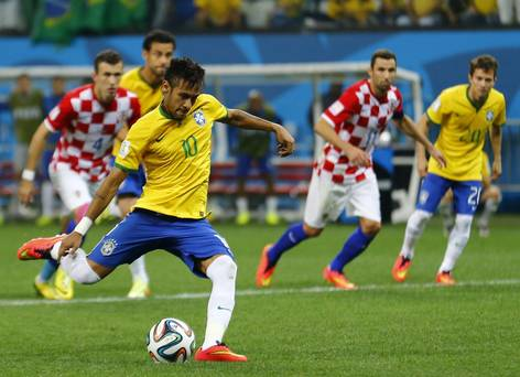 Brazil Vs Croatia