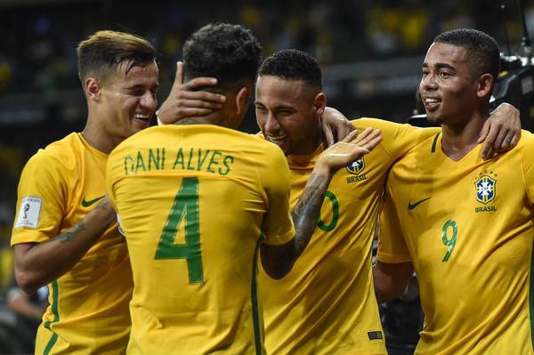Brazil wc squad